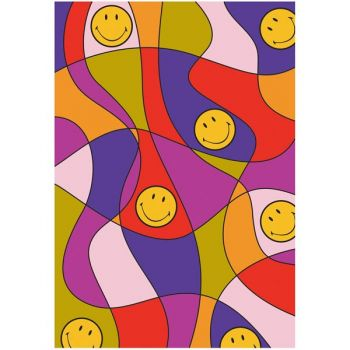 Covor copii Smiley model 8815 140x200 cm Disney