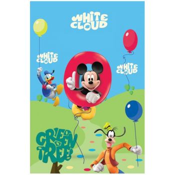 Covor copii Mickey Mouse and Friends model 25 140x200 cm Disney