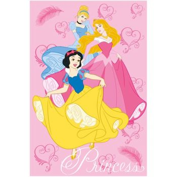 Covor copii Princess model 51933 160x230 cm Disney