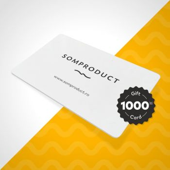 Gift Card SomProduct 1000 Lei