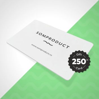 Gift Card SomProduct 250 Lei