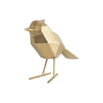 Statuetă PT LIVING Bird Large, auriu