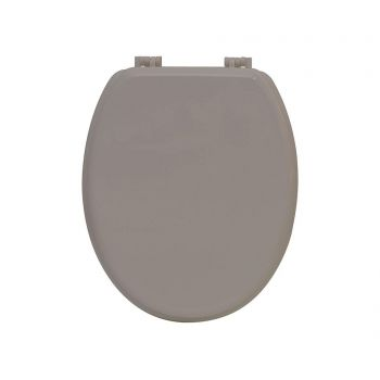 Capac de toaleta Simple Taupe