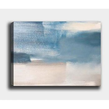 Tablou Abstract Ocean 70x100 cm