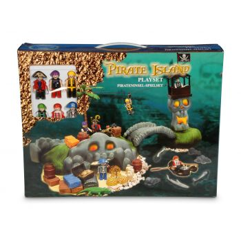 Pirate Island Playset