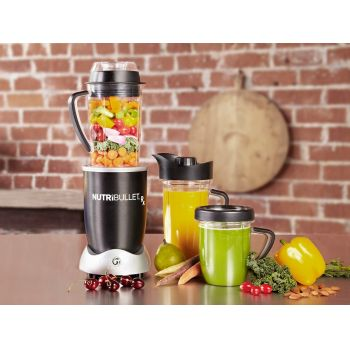 Nutribullet Rx, 1700W, 30.000RPM, 9piese Delimano