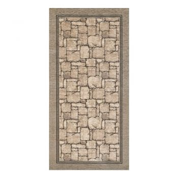 Traversă Floorita Wall, 55 x 115 cm, bej