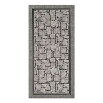 Traversă Floorita Wall, 55 x 280 cm, gri