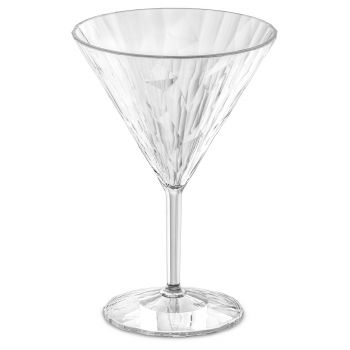 Pahar pentru martini Unbreakable Superglas Crystal Clear,Club No. 12, 250 ml