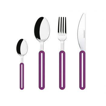 Set tacamuri 24 piese Offset Purple - Viceversa, Mov