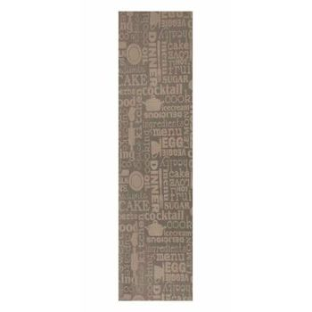 Traversa Decorino Modern & Geometric CT258-131212, Gri, 50x200 cm