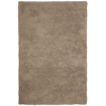 Covor Shaggy Olympia, Taupe, 80x150